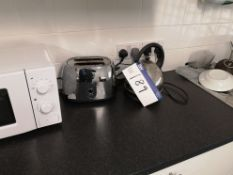 Breville Toaster & Kettle (on first floor) (LOT LO