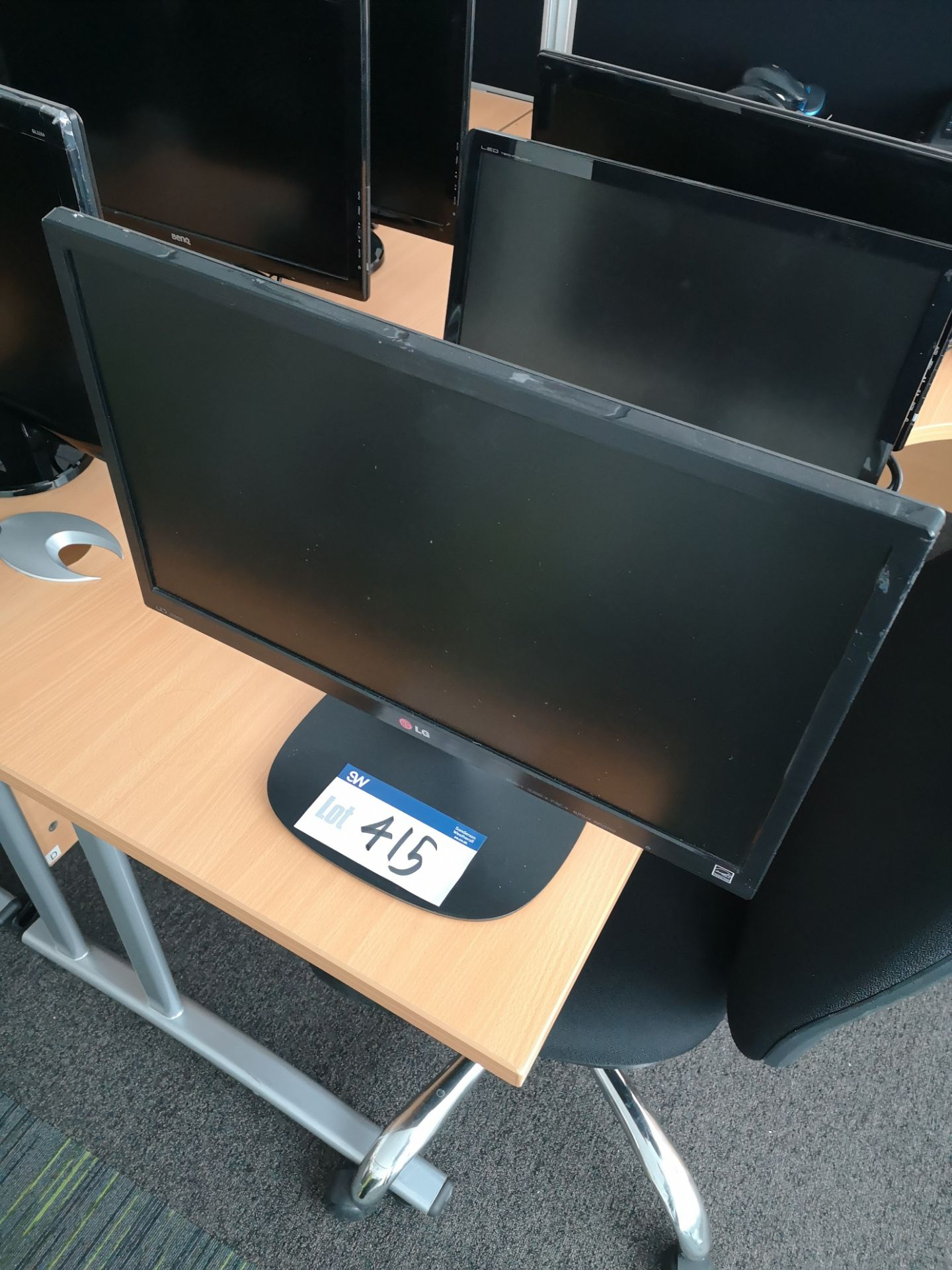 Lot 415 - LG 22M36A-B Monitor (LOT LOCATED AT 8 WHITEHOUSE S