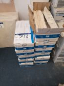 11 Boxes of Atlas Brick Slips ALT56 (LOT LOCATED A