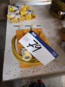 Nigiun Four Way Splitter Box, 110V (LOT LOCATED AT