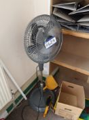 Floor Standing Oscillating Fan (LOT LOCATED AT 153