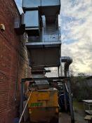 DCS Atex Galvanised Steel Dust Extraction System c