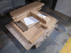 Quantity of Work-in-Progress, as set out on pallet