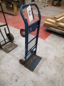 Four Wheeled Sack Trolley (LOT LOCATED AT 8 WHITEH
