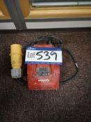 Hilti C4/36-90 L-ion 7V-36V Battery Charger, 110V