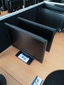 Two Samsung S19C200 Monitors (LOT LOCATED AT 8 WHI
