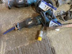 Makita AVT Reciprocating Saw, 110V