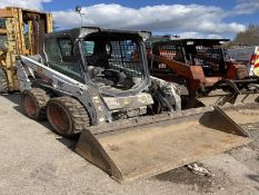 Bobcat S450 COMPACT SKID STEER LOADER, serial no.