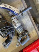 AEG 82-160 Hammer Drill, 240V (no plug)