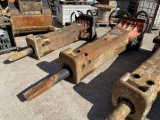 Rammer G90 3 tonne HYDRAULIC HAMMER, serial no. 38