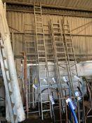 17 Rise Alloy Ladder