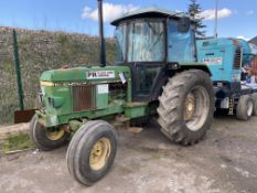 John Deere 2040S AGRICULTURAL TRACTOR, serial no.