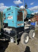 Dehaco DUST FIGHTER 7500 MPT MOBILE DUST SUPPRESSI
