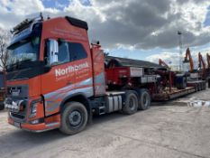 Volvo FH16 550 6x4 150 tonne GVW Manual (Euro 6) T