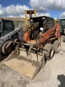 Daewoo DSL802 SKID STEER LOADER, serial no. AF-003