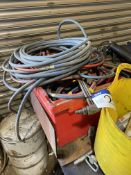 Assorted Oxy-Acetylene Cutting Equipment, includin