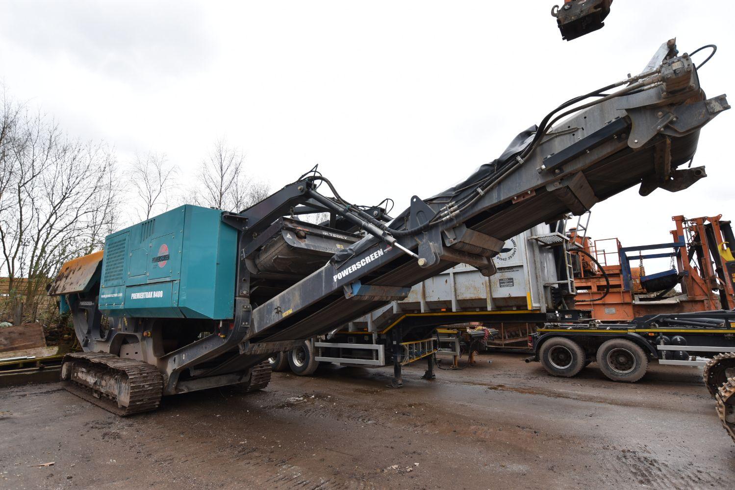 Major Sale of Demolition & Construction Contractors Plant & Equipment - approx. 600 lots (5% Buyers Premium Applicable on Major Items)