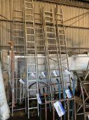 15 Rise Alloy Ladder