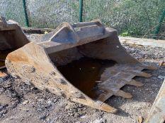 Geith 1.5m wide Rock Bucket, serial no. 225/19, 70