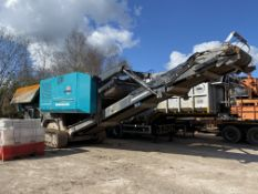 Terex POWERSCREEN PREMIERTRAK R400 TRACKED JAW CRU