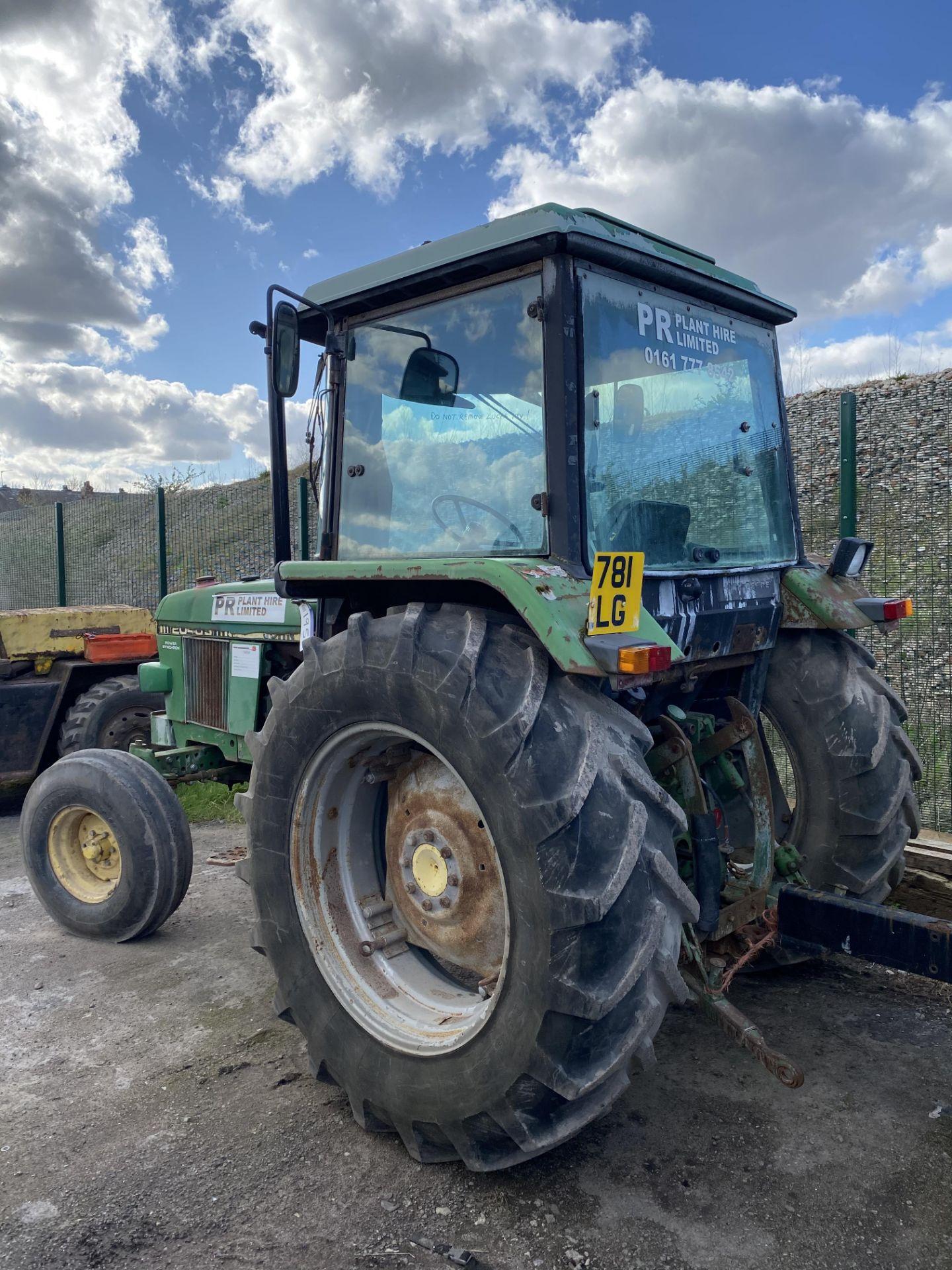 Lot 195 - John Deere 2040S AGRICULTURAL TRACTOR, serial no.