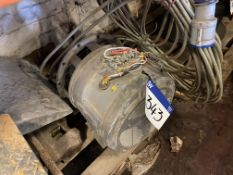 Linz SLT18MD Electric Motor, serial no. 140514020,