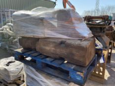 Assorted Timber, as set out on pallet