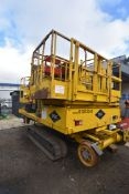 Neotec ELAN 00B.UK TRACK MOUNTED RAIL TWIN MEWP, s