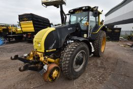 Valtra T121h AC10 2 ROAD RAIL AGRICULTURAL TRACTOR