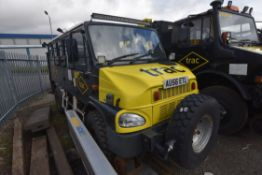 Bremach Extreme 60 6T 4x4 ROAD RAIL CREW BUS, (SV0