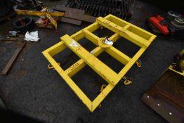 Scotia Handling 400kg swl Gabion Basket Lifting Fr
