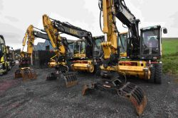 Major Online Auction - Road Rail Vehicles (w6a gauge), Rail Infrastructure, Maintenance Contractors Plant and Equipment
