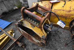 Engcon SK10 Hydraulic Selector Grab, P25738, 1000k