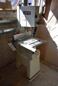 Jet JWBS-14 VERTICAL BANDSAW, serial no. 07110295, year of manufacture 2007, 230V, approx. 345mm