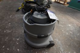 Numatic Portable Vacuum Cleaner, 115V (no hose)