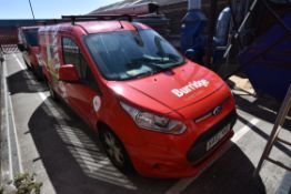 Ford CONNECT 240 L2 1.6 TDCi 115ps LIMITED CAR DERIVED VAN, reg no. NA65 NNE, date first
