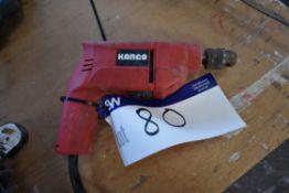 Kango 2121 10mm Cap Portable Electric Drill, 240V