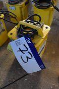 Twin Outlet Plastic Case Low Voltage Transformer