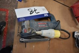 Bosch GST135BCE Portable Electric Jigsaw, 110V