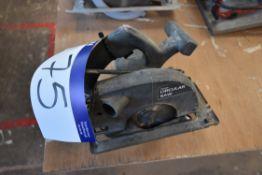 750W Portable Electric Circular Saw, 240V