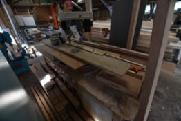 Axminster TRADE SERIES AT2001DP PILLAR DRILL, 240V, with timber benching (excluding timber