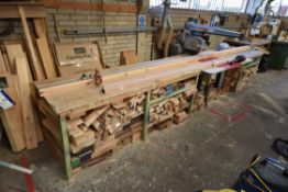 Maggi JUNIOR 640 RADIAL ARM PULL OVER CROSSCUT SAW, serial no.54419460, year of manufacture 2001,