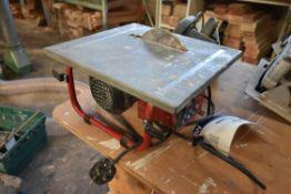 Portable Electric Tile Cutter, 240V