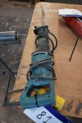 Portable Electric Reciprocating Saw, 110V