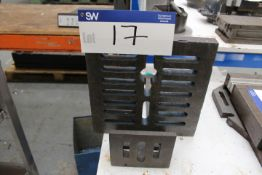 Two Angle Plates, 300mm and 150mm wide