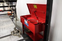 Clarke CW40 Parts Washer