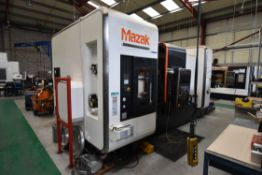 Mazak Integrex i400 INTELLIGENT MULTI-TASKING FIVE
