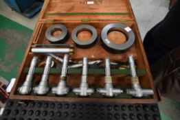 Shardlow Bore Gauge, in timber case