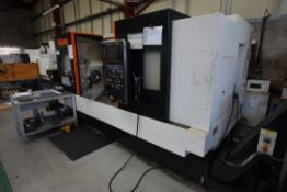 Mazak Quickturn Nexus 350-11 MY FOUR AXIS CNC TURN