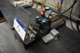 Lang Technik Makro Grip Stamping Unit, serial no.